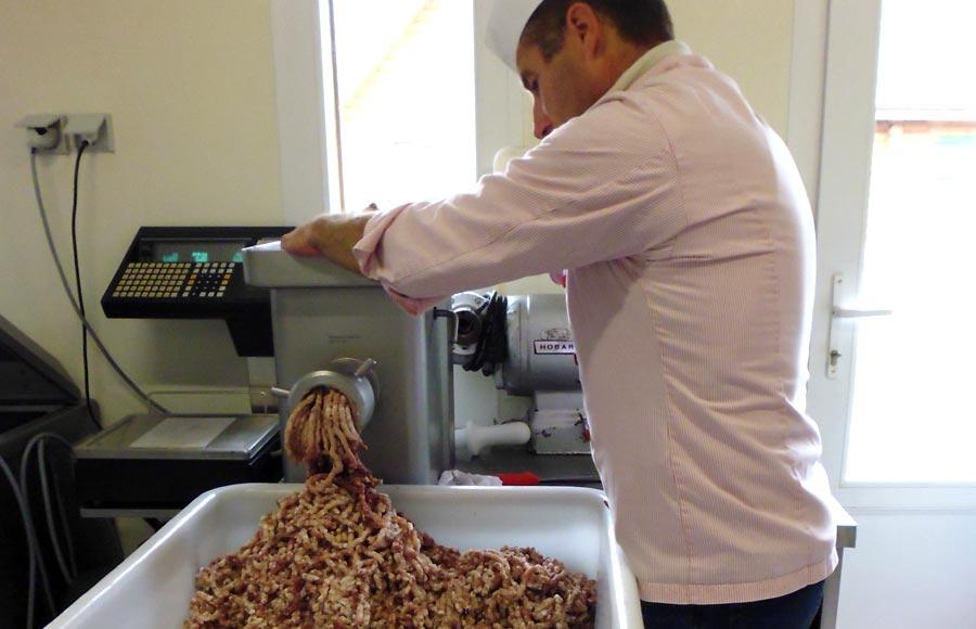 canard argenté provenchères sur fave